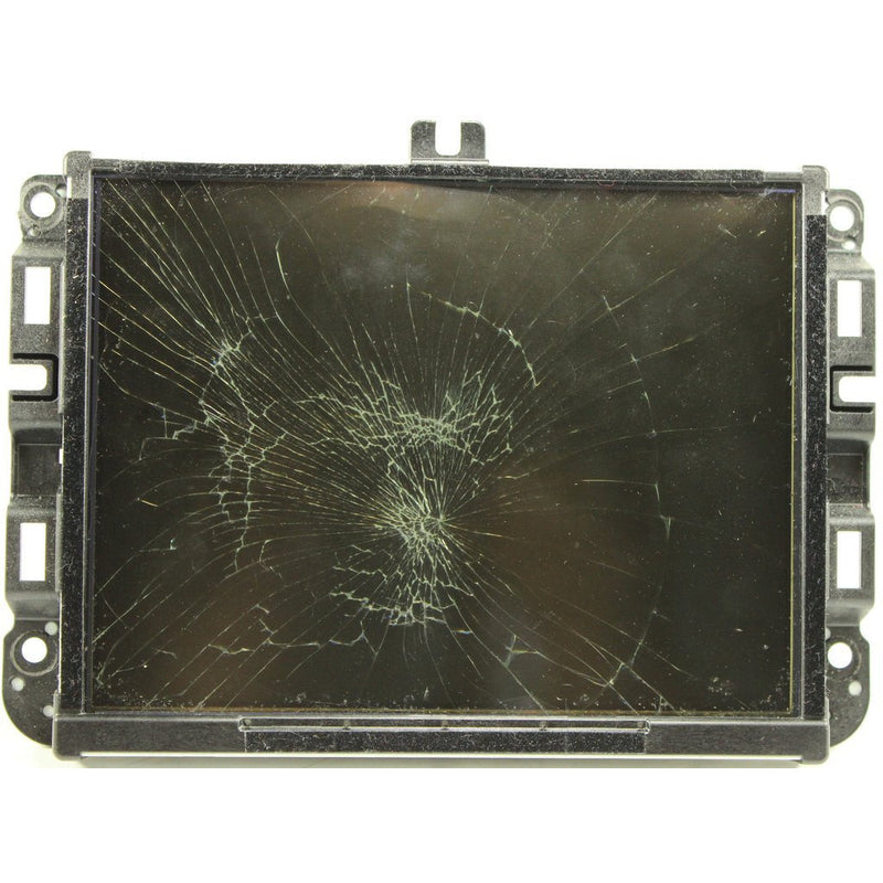 Uconnect 3C with 8.4 inch Screen VP3 and VP4 Radio Replacement LCD and Touchscreen - Factory Radio Parts