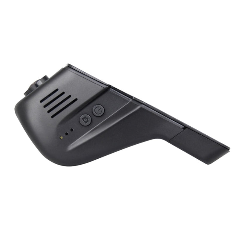 Jeep Wrangler JK JL Dash Camera Kit [2007-2019] - Factory Radio Parts