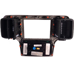 Chrysler Dodge Jeep Ram Jeep Grand Cherokee Uconnect 8.4 Dash Bezel Trim & AC Controls - Factory Radio Parts