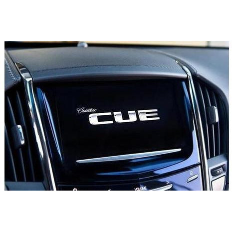 "Cadillac Cue Radio Touchsense 8"" Replacement Screen Module - Factory Radio Parts"