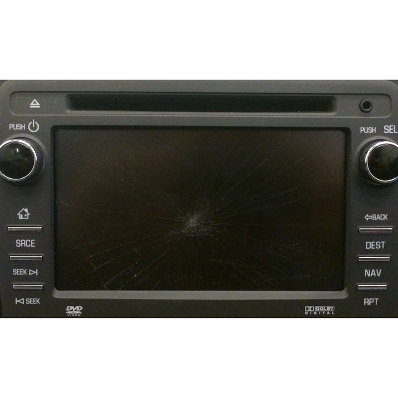 Buick Chevrolet GMC Delphi Mylink Radio 6.5 inch LCD with Touchscreen - Factory Radio Parts