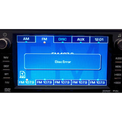 Chevrolet GMC Hummer Denso Radio CD DVD Mechanism - Factory Radio Parts