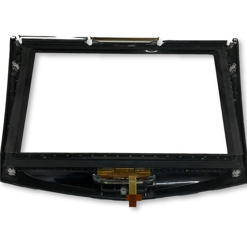 "Cadillac Cue Radio Touchsense 8"" Replacement Touchscreen Digitizer (2012-2016) - Factory Radio Parts"