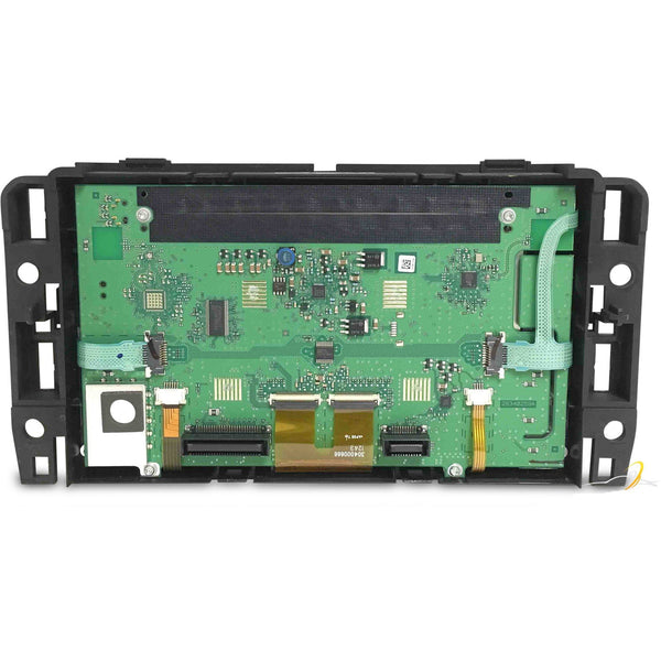 Buick Chevrolet GMC Delphi Mylink Navigation Radio Touch Screen Door Assembly (2013-2017) - Factory Radio Parts
