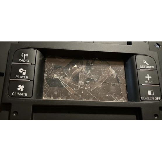 Uconnect 4 with 8.4 inch Screen Delphi Radio Replacement LCD and Touchscreen LQ084X5LX01 - Factory Radio Parts