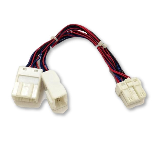 Nissan Connect Car Wings Radio Y Split Retention Harness - Factory Radio Parts