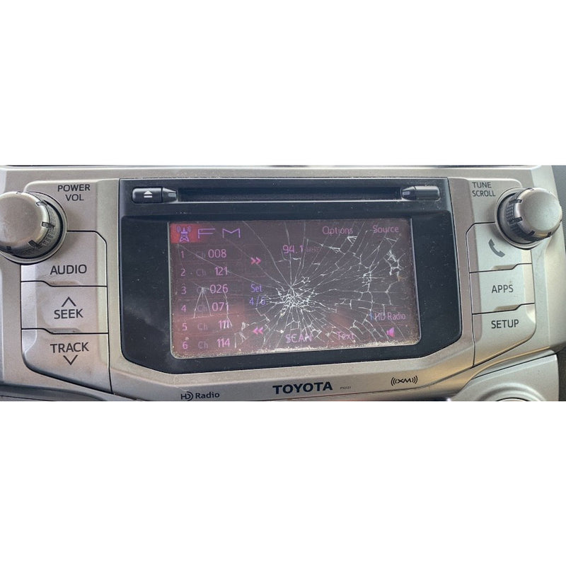 Toyota 4runner Pioneer Entune 2.0 Radio 6.1 inch Touchscreen - Factory Radio Parts