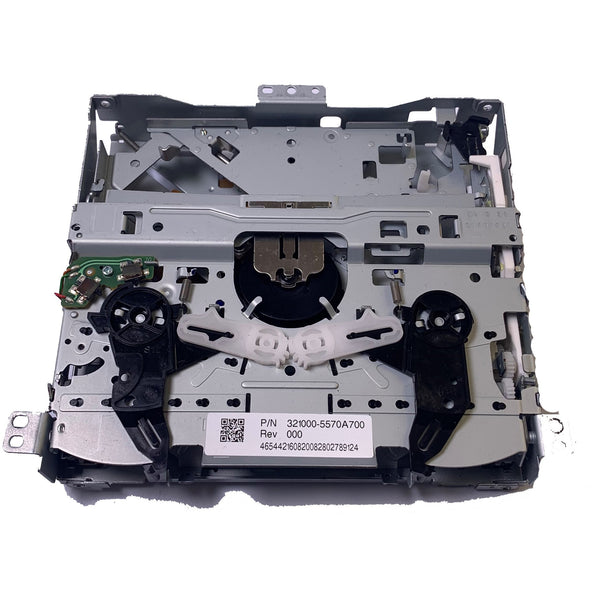 Toyota Camry Corolla Rav4 Fujitsen Radio Replacement CD Mechanism (2014-2018) - Factory Radio Parts