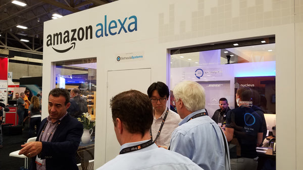 Energy Squad and Amazon Alexa Voice Control Cedia 2016
