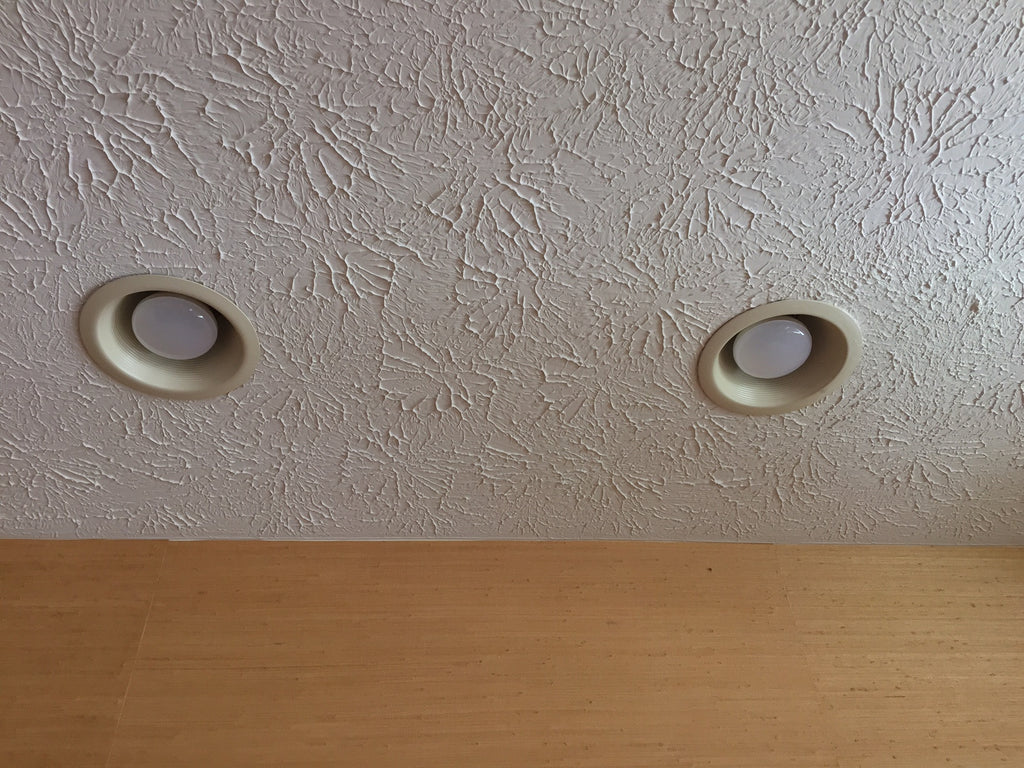 5 ways to update your old recessed lighting energy squad 5 simple solutions to update those old nasty recessed lights and trims mozeypictures Gallery