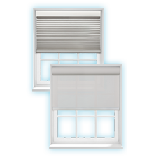 Lutron QS Motorized Shades