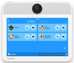 Energy Squad and Nucleus Smart Intercom with Alexa Voice Services