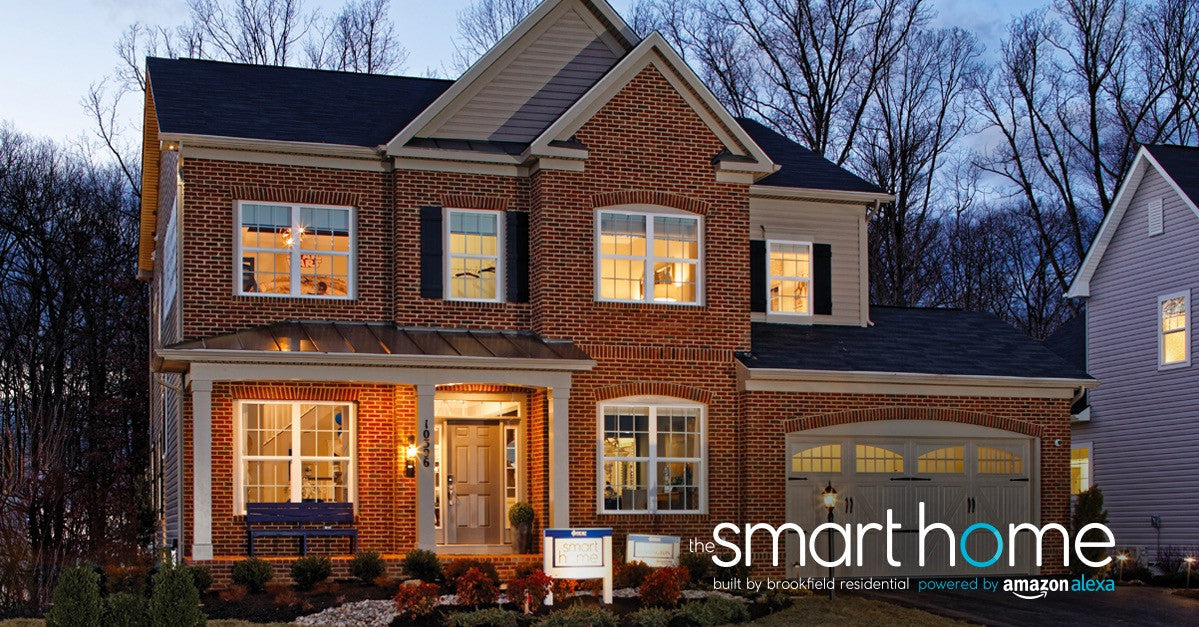 Energy Squad and Brookfield Residential Smart Homes Powered by Amazon Alexa