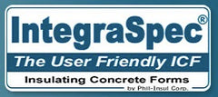 Energy Squad IntegraSpec Insulated Concrete Forms Home Page