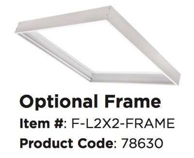 Topaz 2' x 2' LED High Efficiency Panel
