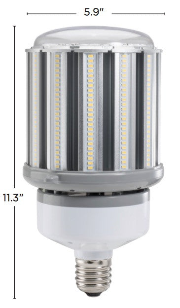 Topaz LED Post Top Light 400W MH Equal