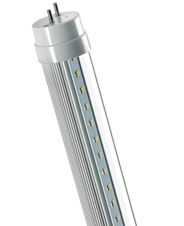 Topaz 22W 4' LED T8 Retrofit Clear