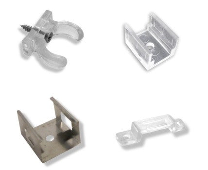 DiodeLED Mounting Clips