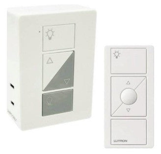 Lutron Caseta Plug-in lamp dimmer with Pico