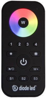 Touchdial WiFi Color Control System