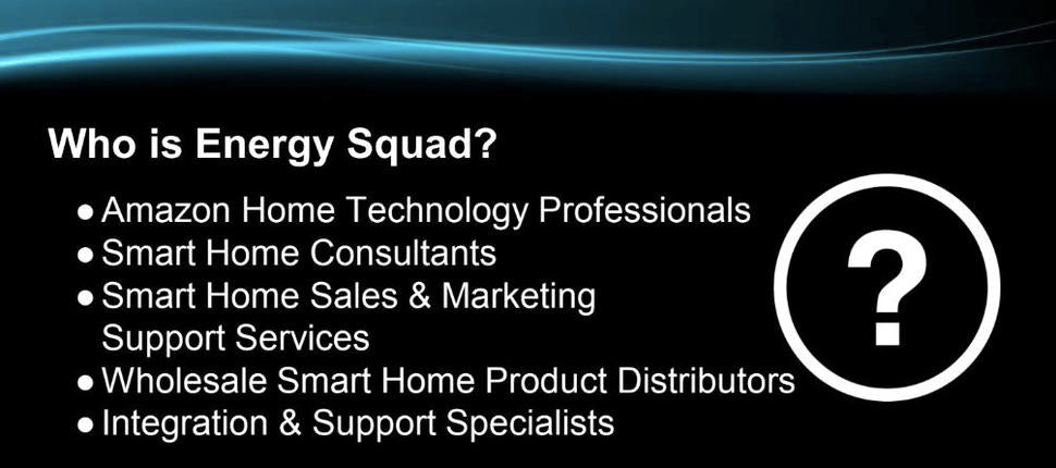 Energy Squad and Our Services