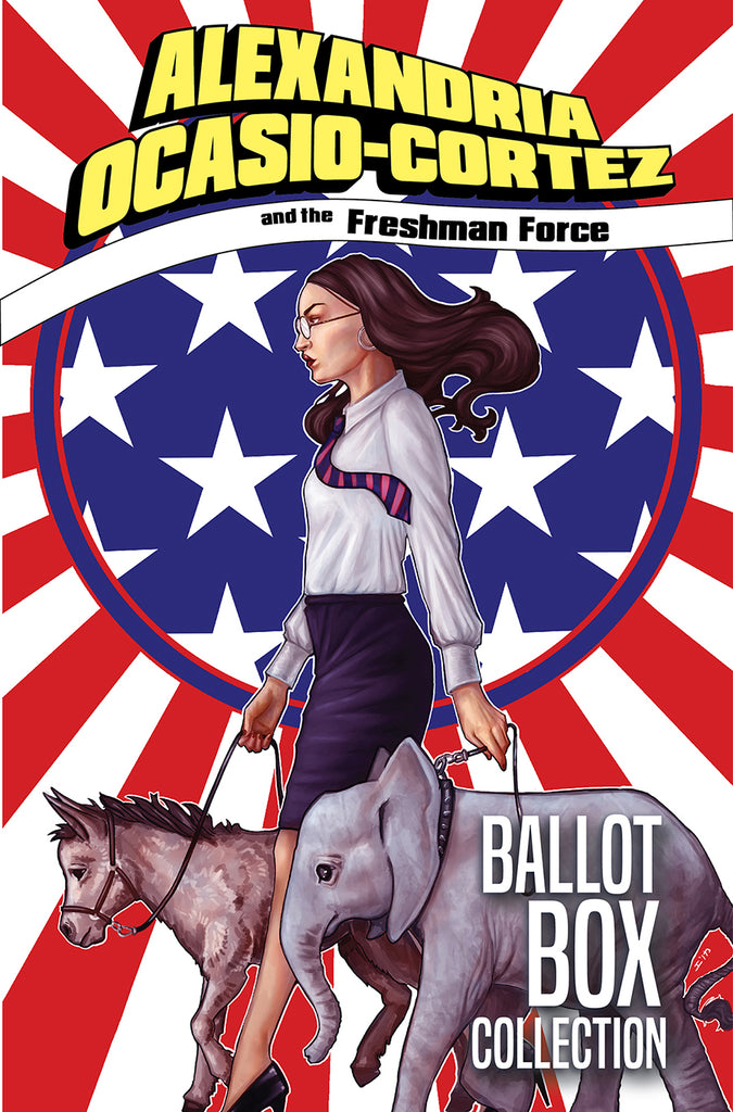 Alexandria Ocasio-Cortez and the Freshman Force: Ballot Box Collection - Pre-Order