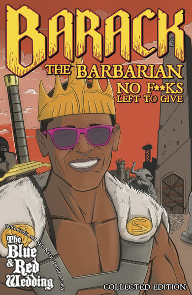 Barack The Barbarian: No F**ks Left To Give