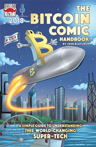The Bitcoin Comic Handbook Bundle: 10-Pack