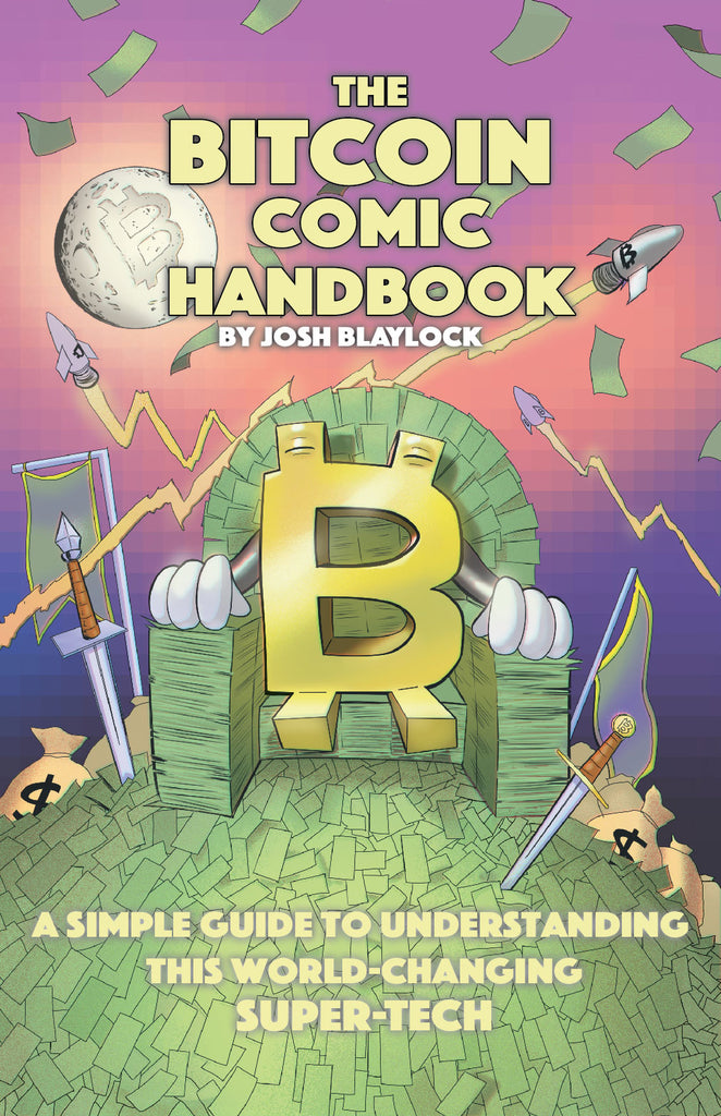 The Bitcoin Comic Handbook Digital