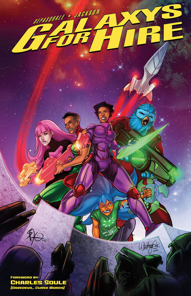 Galaxys For Hire Volume 1 Digital