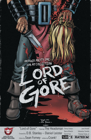 Lord of Gore #3A
