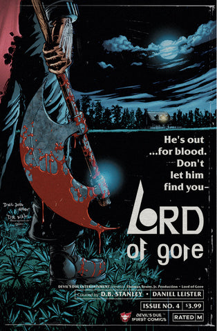 Lord of Gore #4A