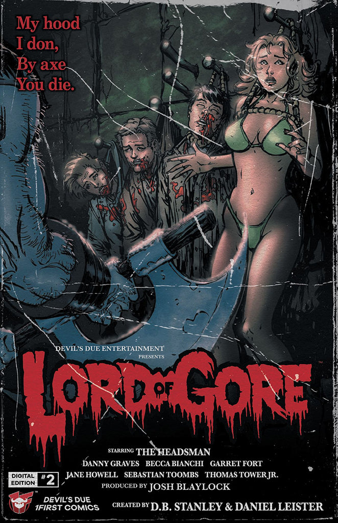 Lord of Gore #2 Digital