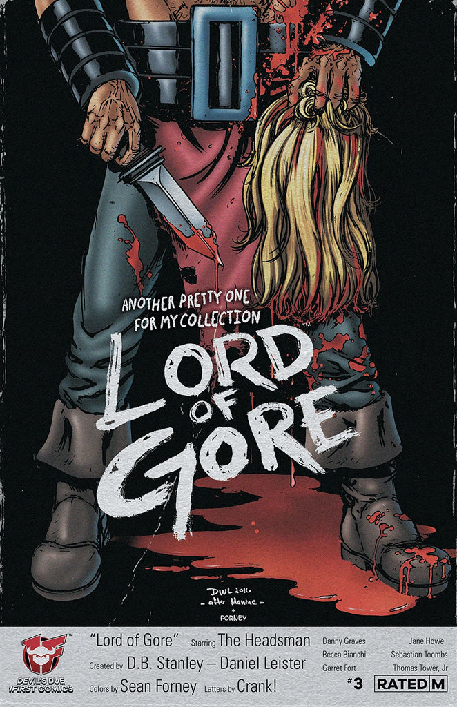 Lord of Gore #3 Digital