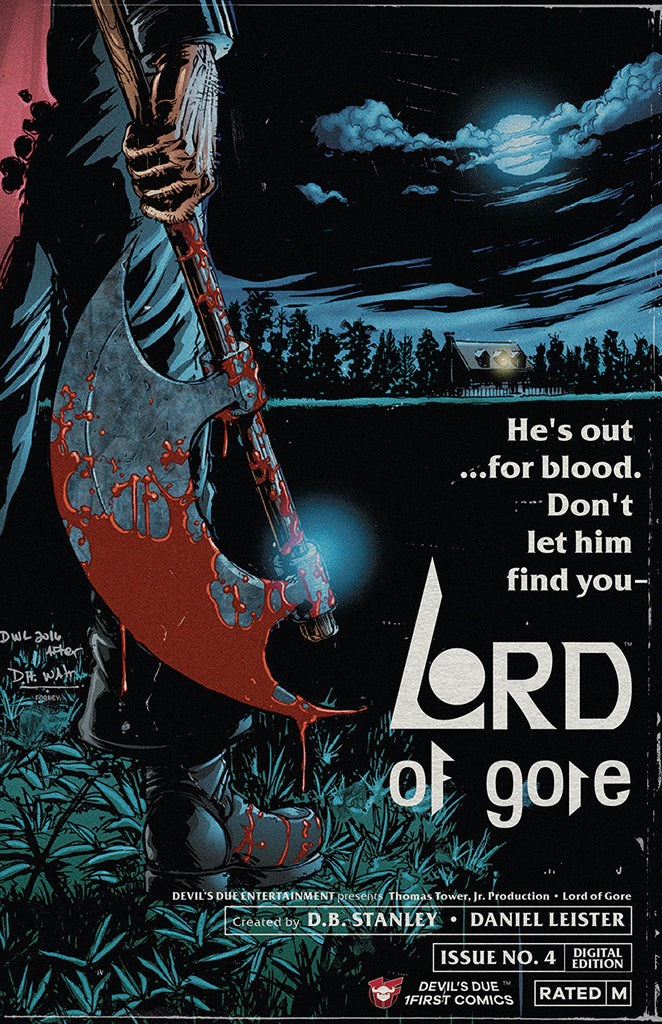 Lord of Gore #4 Digital