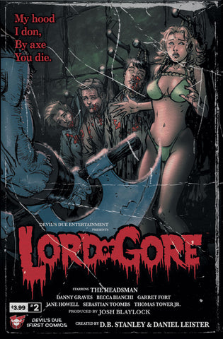 Lord of Gore #2A