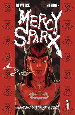 Mercy Sparx Volume 1 Heaven's Dirty Work Digital