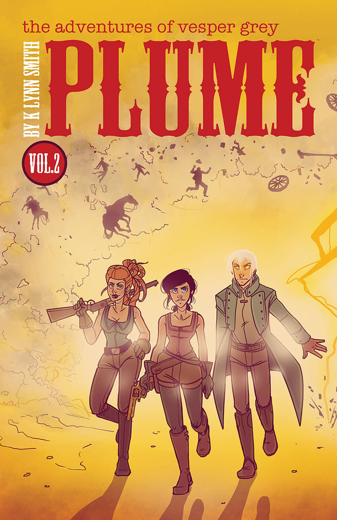 Plume Volume 2 Trade Paperback Digital
