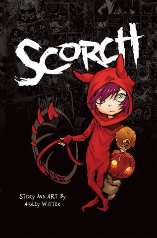 Scorch Trade Paperback 2nd Printing
