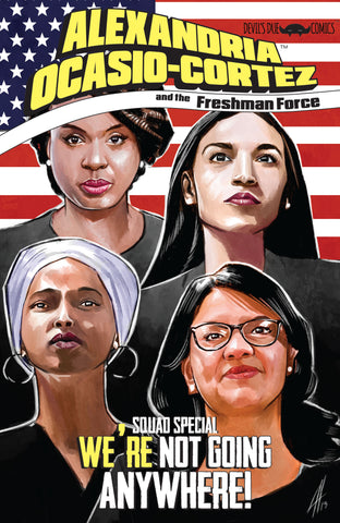 AOC and the Freshman Force: The Squad Special Digital