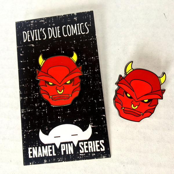 Mr. Suit Enamel Pin