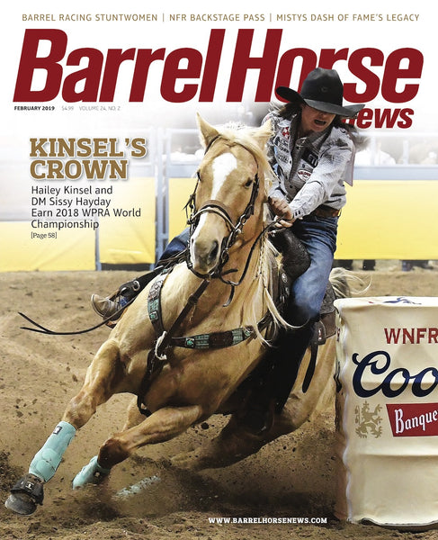 February 2019 Barrel Horse News Magazine
