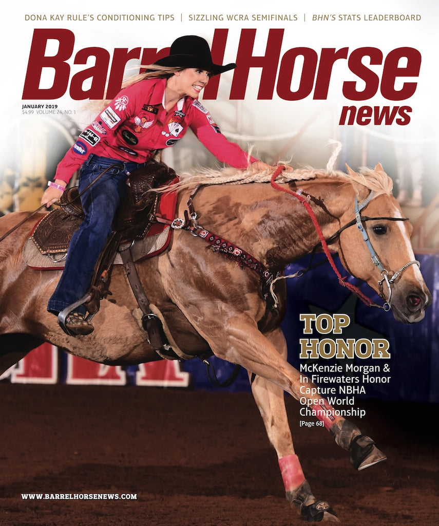 January 2019 Barrel Horse News Magazine