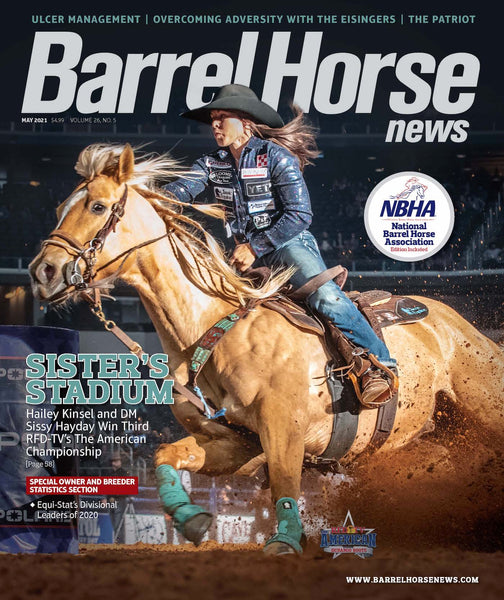 May 2021 Barrel Horse News Magazine