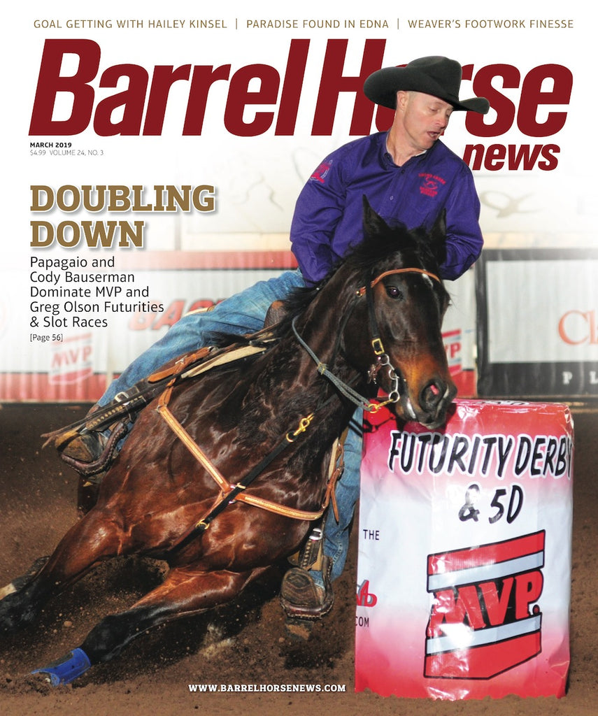 March 2019 Barrel Horse News Magazine