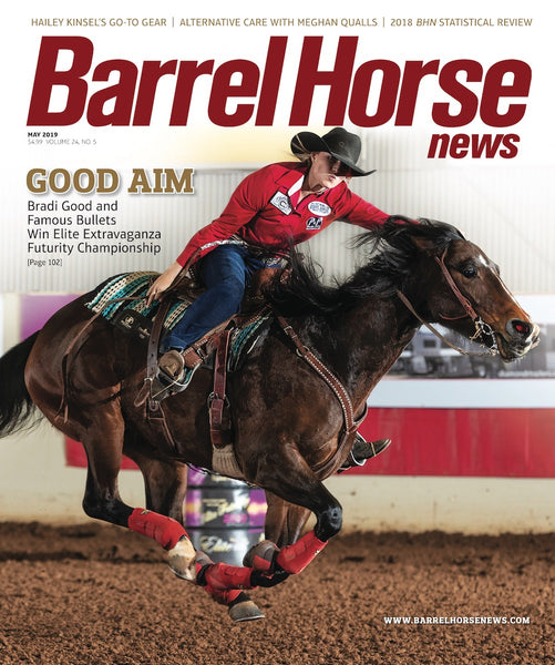 May 2019 Barrel Horse News Magazine
