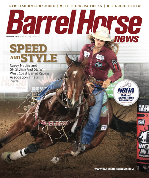 December 2020 Barrel Horse News Magazine