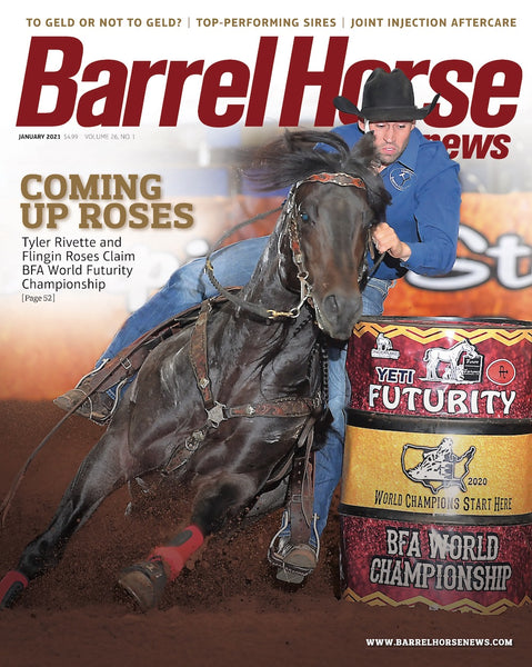 January 2021 Barrel Horse News Magazine