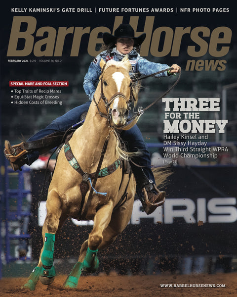 February 2021 Barrel Horse News Magazine