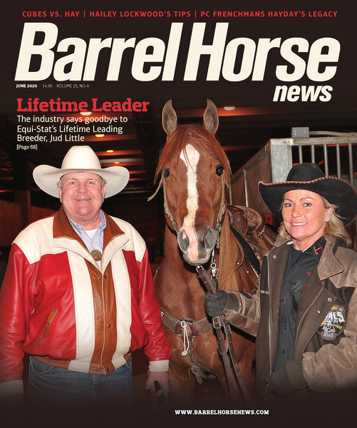 June 2020 Barrel Horse News Magazine